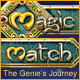 Magic Match The Genie's Journey