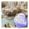Leo's Slide Puzzle Series – Trevi fountain