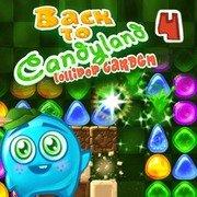 Back to Candyland 4 - Lollipop Garden