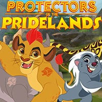 The Lion Guard Protector of the Pridelands