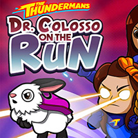 Dr. Colosso on the Run