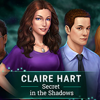 Claire Hart: Secret in the Shadows