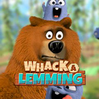 Grizzy and the Lemmings: Whack a Lemming