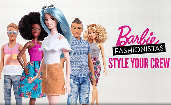 Barbie Style Your Crew Game Play Online At Round Games