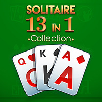Solitaire 13 in 1 Collection