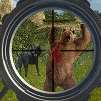 Wild Hunt: Jungle Sniper