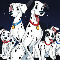 101 Dalmatians Match and Dash