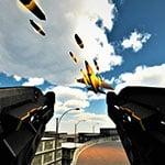 Anti Aircraft Attack: Modern Jet War
