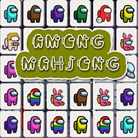 Among Us Impostor Mahjong