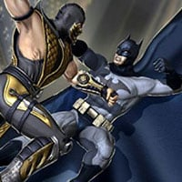 Bat Hero Immortal Legend Crime Fighter