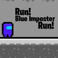 Blue Imposter Run