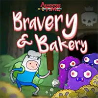 Bravery and Bakery Adventure Time