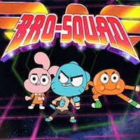 Bro Squad The Amazing World of Gumball