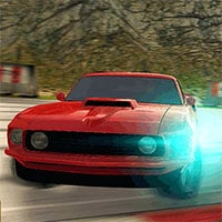 Burnout Drift