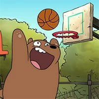 Bearsketball We Bare Bears