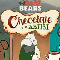 Chocolate Artist We Bare Bears
