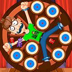 Circus Dart Wheel