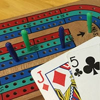 Cribbage Card Game