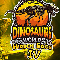 Dinosaurs World Hidden Eggs 3