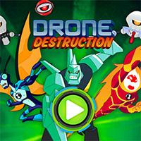 Ben 10: Drone Destruction