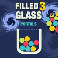 Filled Glass 3 Portals