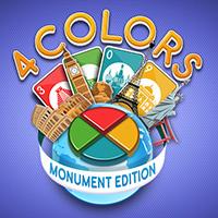 UNO Four Colors: Monument Edition