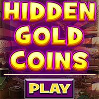 Hidden Gold Coins