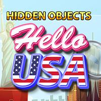 Hidden Objects: Hello USA