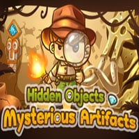 Hidden Objects: Mysterious Artifacts