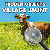 Hidden Objects Village Jaunt