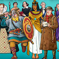 Horrible Histories Gruesome Game-A-Thon