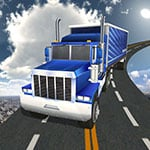 Impossible Truck Track Driving