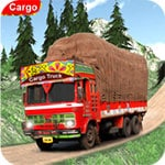 Indian Cargo Truck Driver