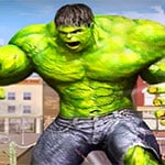 Hulk Incredible Monster
