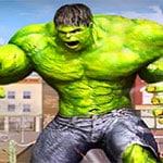 Hulk Incredible Monster