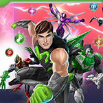 Max Steel: Match and Destroy