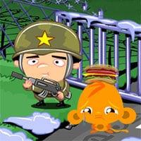 Monkey Happy Army Base
