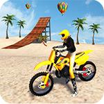 Motocross Beach: Bike Stunt