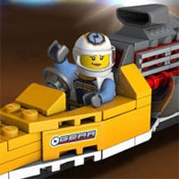 Monster Jump Lego My City 2