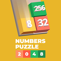 Numbers Puzzle 2048