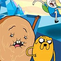 One Sweet Roll Adventure Time