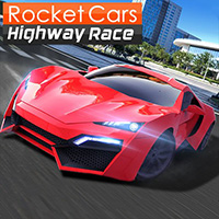 Rocket Cars Highway Race