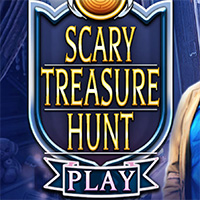 Scary Treasure Hunt
