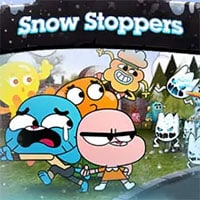 Snow Stoppers Amazing World of Gumball