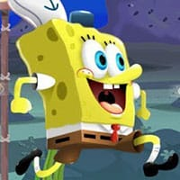 Spongebob Crazy Run