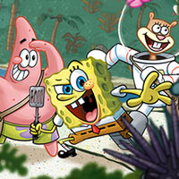 Spongebob Monster Island Adventures