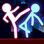Stickman Ultimate Street Fighter