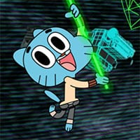 Swing Out The Amazing World of Gumball