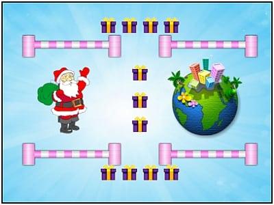 Santa Gift Zone