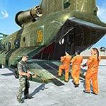 US Army Prisoner Transport